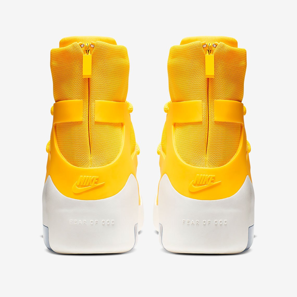 AR4237 700 Nike Air Fear Of God 1 Amarillo 5