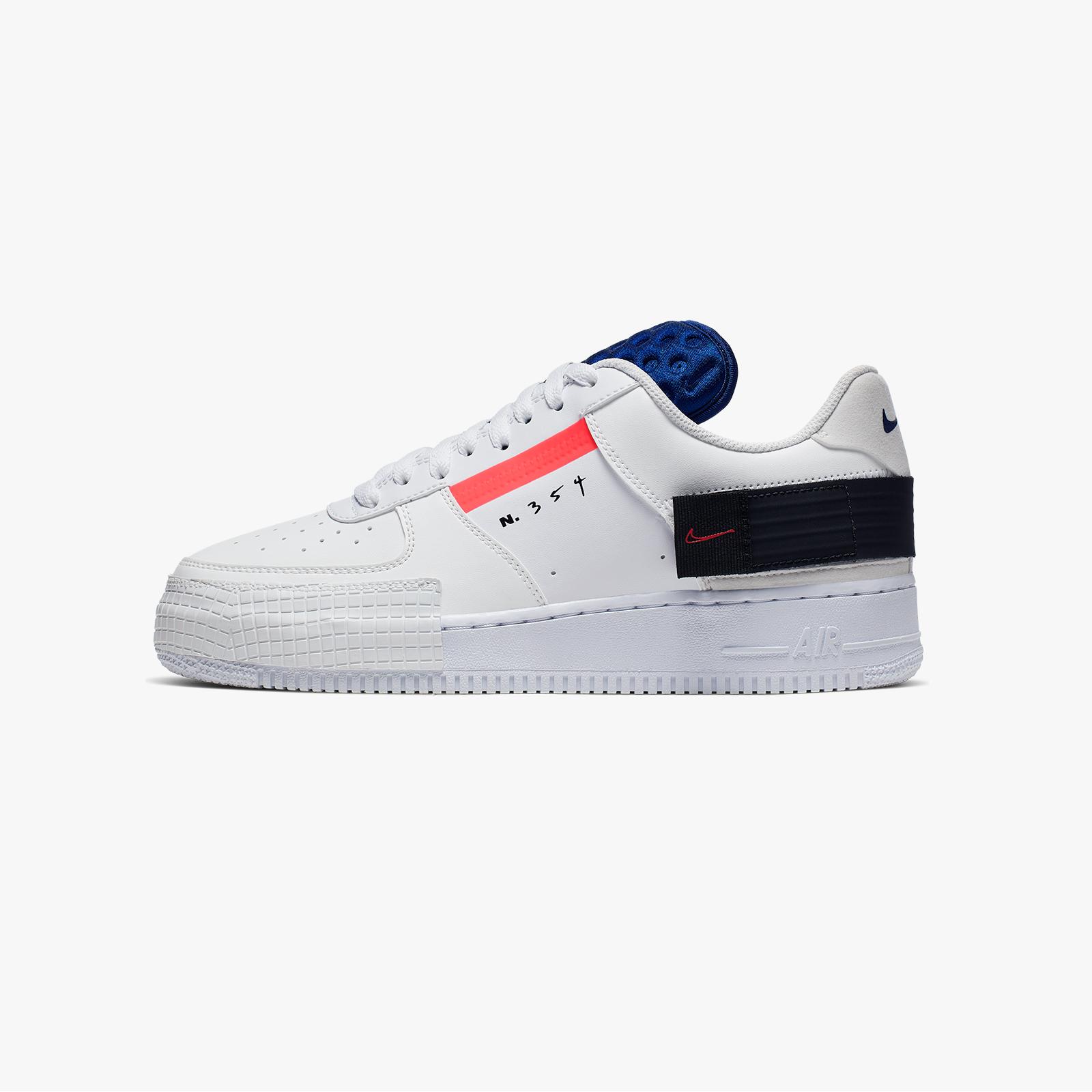 CI0054 100 Nike Air Force 1 Type 1