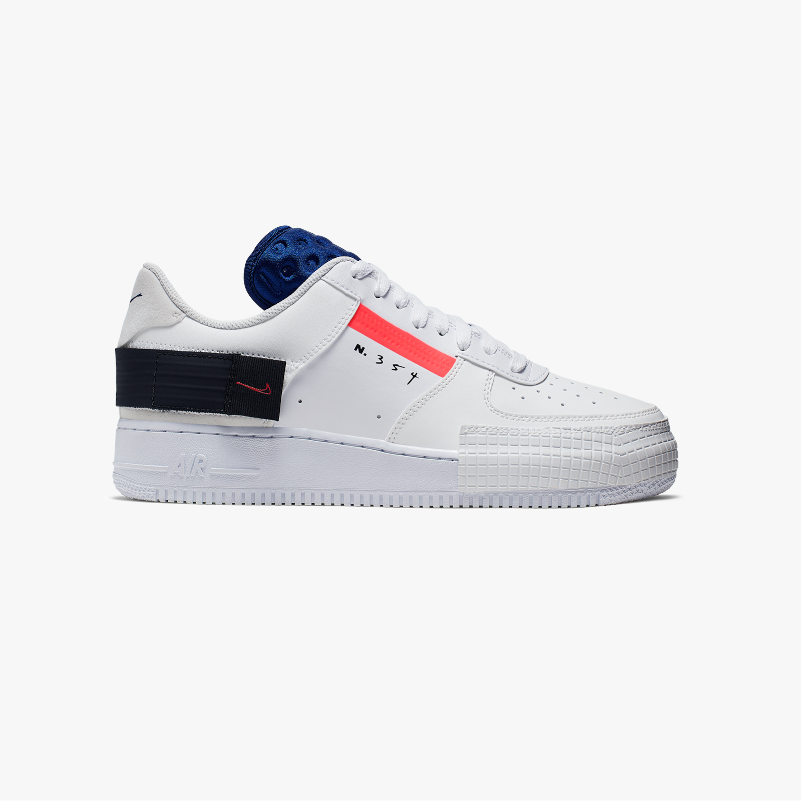 CI0054 100 Nike Air Force 1 Type 2