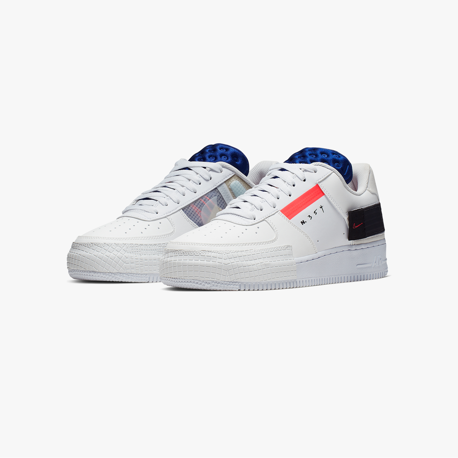 CI0054 100 Nike Air Force 1 Type 3