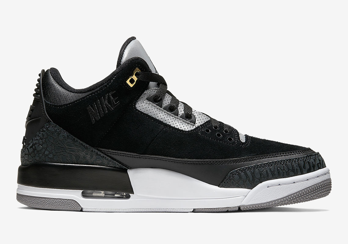 CK4348 007 Air Jordan 3 Tinker Black Cement 2