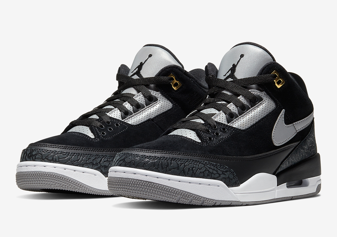 CK4348 007 Air Jordan 3 Tinker Black Cement 3