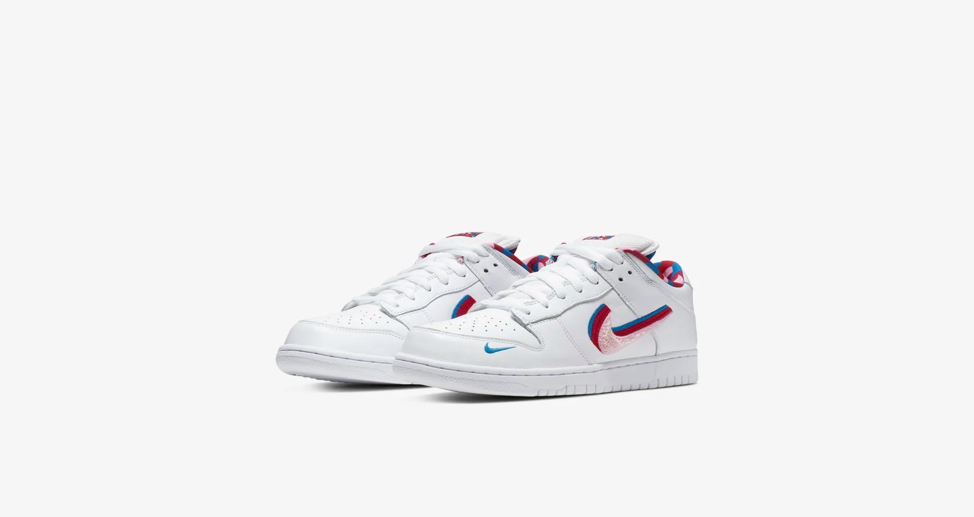 CN4504 100 Parra x Nike SB Dunk Low 4