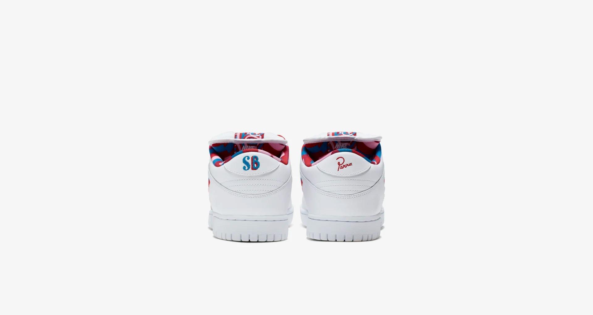 CN4504 100 Parra x Nike SB Dunk Low 5