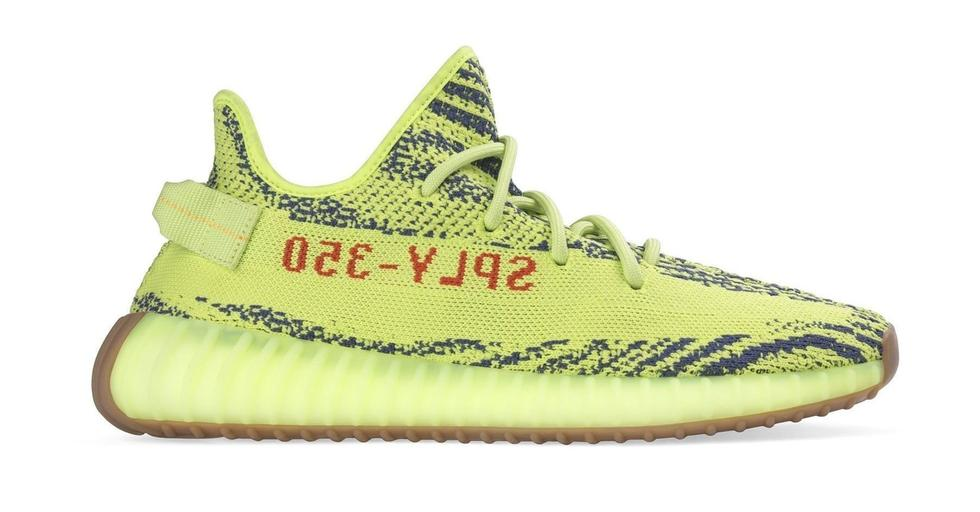 adidas YEEZY Boost 350 V2 Semo Frozen Yellow