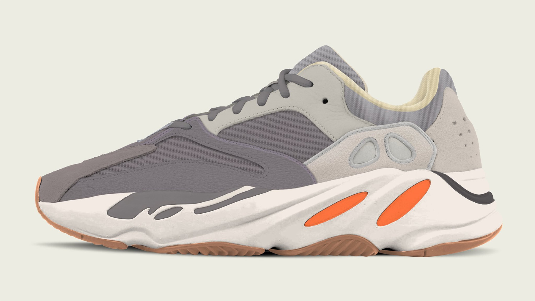 adidas YEEZY Boost 700 Magnet 1