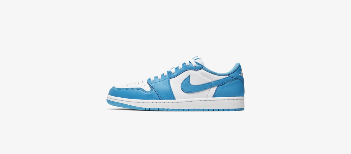 CJ7891 401 Air Jordan 1 Low SB Dark Powder Blue