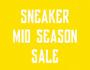 Sneaker – Mid Season Sale 2018